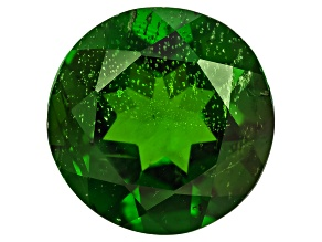 Chrome Diopside 9mm Round 2.15ct