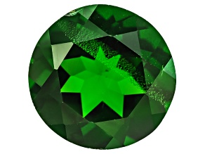 Chrome Diopside 9mm Round 2.50ct