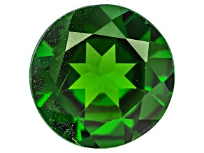 Chrome Diopside 7.5mm Round 1.50ct