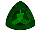 Chrome Diopside 10mm Trillion 3.50ct