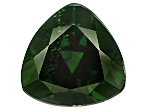 Chrome Diopside 10mm Trillion 4.00ct