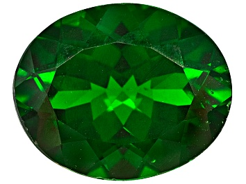 Picture of Chrome Diopside 10x8mm Oval 2.25ct