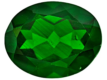 Picture of Chrome Diopside 9x7mm Oval 1.75ct