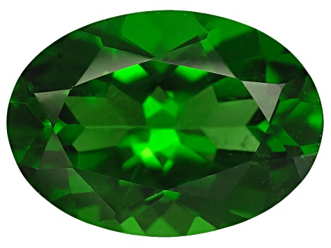 Chrome Tourmaline 7x5mm Oval .70ct