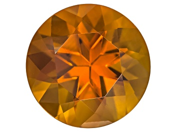 Picture of Citrine Madeira 8mm Round 1.50ct