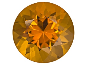 Citrine Madeira 9mm Round 2.00ct