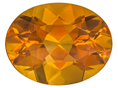 Citrine Madeira 9x7mm Oval 1.40ct