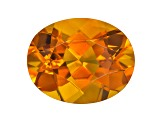 Citrine 10x8mm Oval 2.00ct