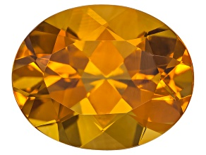 Citrine Madeira 10x8mm Oval 2.00ct