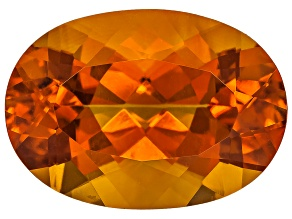 Citrine Madeira 14x10mm Oval 4.75ct