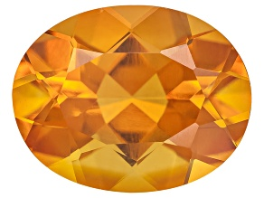 Citrine 9x7mm Oval 1.40ct