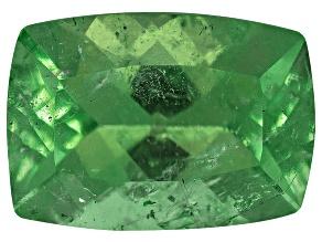 Green Tourmaline 9.5x6.5mm Rectangular Cushion 2.00ct