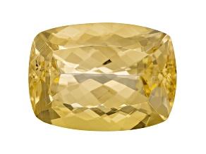 Yellow Danburite 11x8mm Rectangular Cushion 3.74ct
