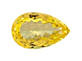 Yellow Danburite 18x11.5mm Pear Shape 10.17ct