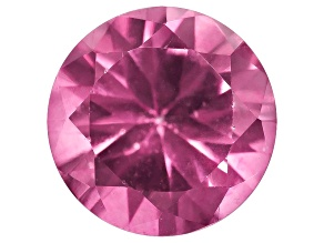 Pink Danburite 6mm Round .85ct