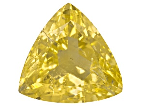 Yellow Danburite 14mm Trillion 9.12ct