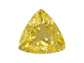 Yellow Danburite 14mm Trillion 9.12ct