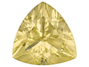 Yellow Danburite 8.5mm Trillion 1.75ct