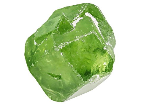 Garnet Demantoid Free Form Crystal 4.50ct