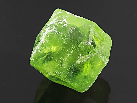 Garnet Demantoid Free Form Crystal 6.50ct