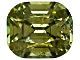 Garnet Demantoid 6.5x5.5mm Rectangular Cushion Matched Pair 2.23ctw