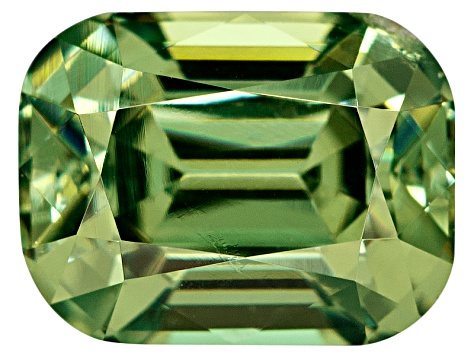 Garnet Demantoid 5.5x4.25mm Rectangular Cushion Matched Pair 1.31ctw