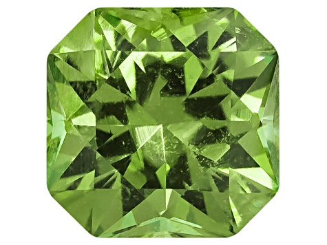 Garnet Demantoid 4.5mm Square Octagonal .50ct