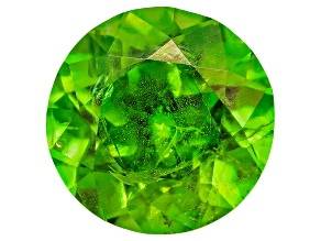 Demantoid Garnet 4.8mm Round 0.49ct