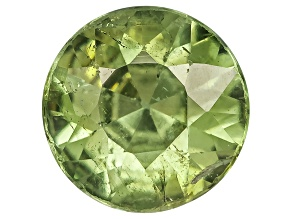 Garnet Demantoid 5.5mm Round .60ct