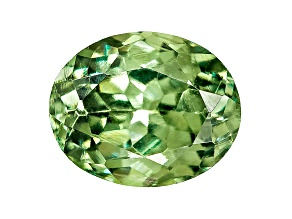 Garnet Demantoid Oval .50ct