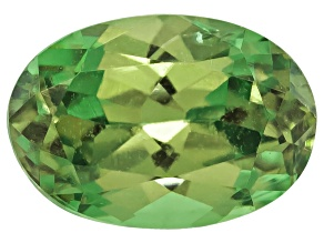 Demantoid Garnet 5.5x3.5mm Oval 0.45ct
