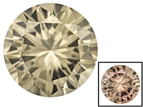 Diaspore Color Change 7mm Round 1.20ct