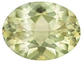 Color Change Diaspore 8.5x6.5mm Oval 1.35ct