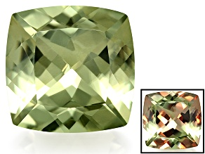 Zultanite Color Change 13mm Square Cushion 8.34ct