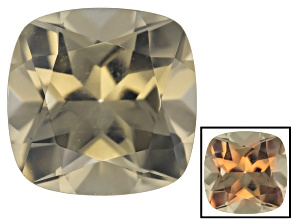 Diaspore Color Change 8mm Square Cushion 2.09ct