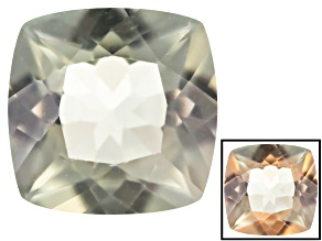 Zultanite Color Change 5mm Square Cushion .45ct