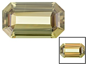 Zultanite Color Change Emerald Cut 12.00ct