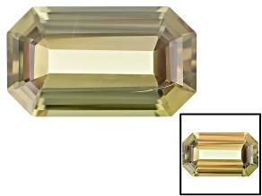 Zultanite Color Change Emerald Cut 12.00ct