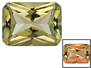 Diaspore Color Change 8x6mm Rectangular Octagonal Radiant Cut 1.50ct