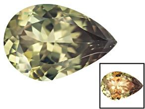 Zultanite Color Change Pear Shape 11.00ct