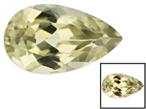 Zultanite Color Change mm Varies Pear Shape 2.90ct