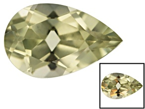 Zultanite Color Change mm Varies Pear Shape .80ct