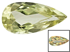 Zultanite Color Change mm Varies Pear Shape 1.00ct