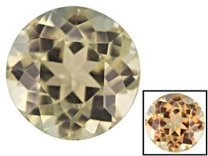 Diaspore Color Change 8mm Round 2.00ct