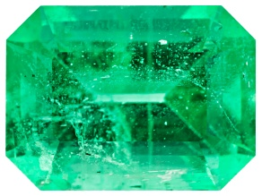 Ethiopian Emerald 8x6mm Emerald Cut 1.54ct