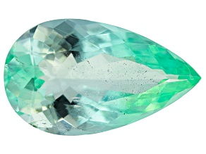 Emerald 7.24ct 19.1x11.3mm Pear Trtd Mined: Colombia Cut: Colombia