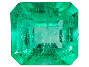 Colombian Emerald 9.1x8.4mm Rectangular Octagonal 2.52ct