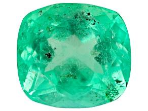 Colombian Emerald 14x10mm Rectangular Cushion 4.32ct