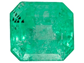 Colombian Emerald 2.56ct 8x7.5mm Rec Oct