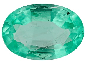Colombian Emerald 0.61ct 7x5 mm Oval